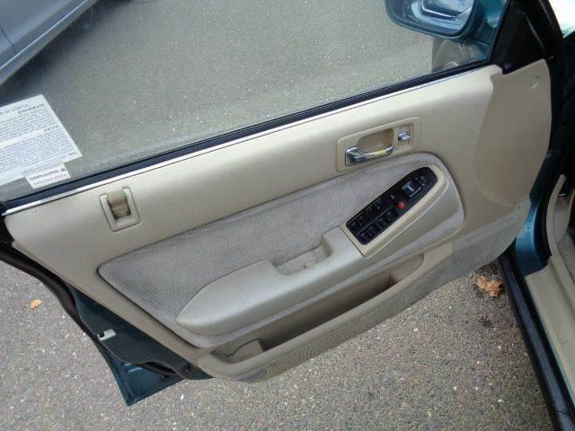 1993 Honda Accord EX 4dr Sedan - Citrus Heights CA