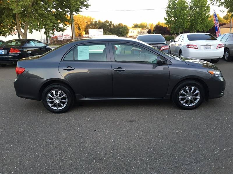 2010 Toyota Corolla LE 4dr Sedan 4A - Citrus Heights CA