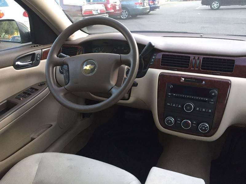 2007 Chevrolet Impala LS 4dr Sedan - Citrus Heights CA