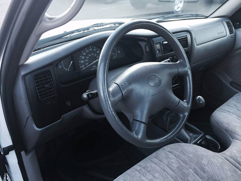 2004 Toyota Tacoma 2dr Standard Cab Rwd SB - Citrus Heights CA