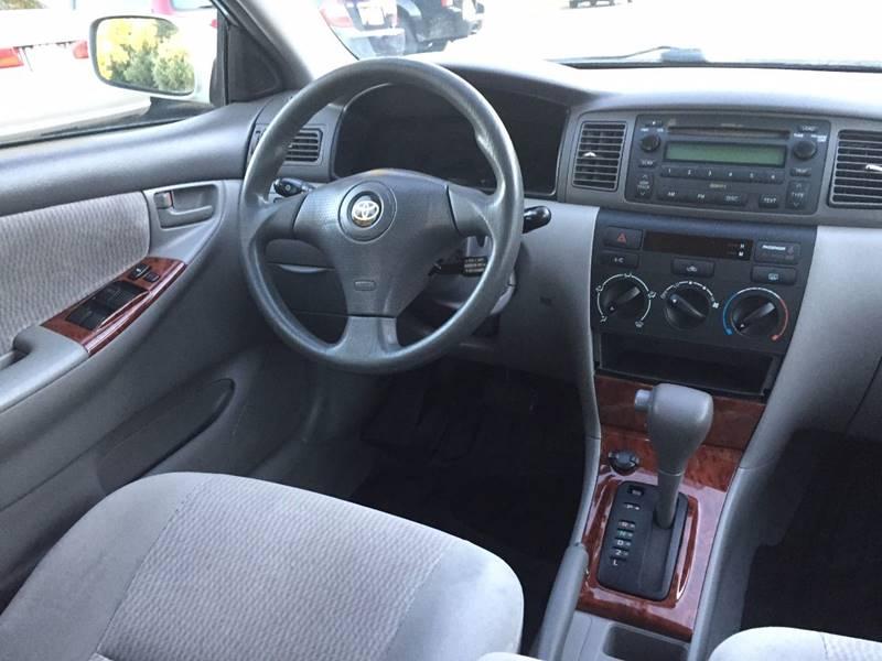 2005 Toyota Corolla LE 4dr Sedan - Citrus Heights CA
