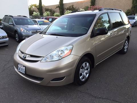 2006 Toyota Sienna for sale at C. H. Auto Sales in Citrus Heights CA