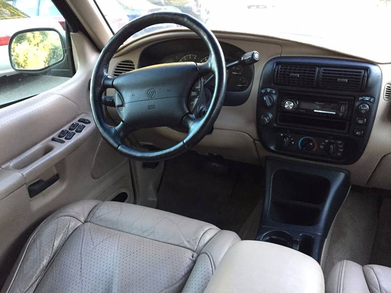 1998 Mercury Mountaineer 4dr 4WD SUV - Citrus Heights CA