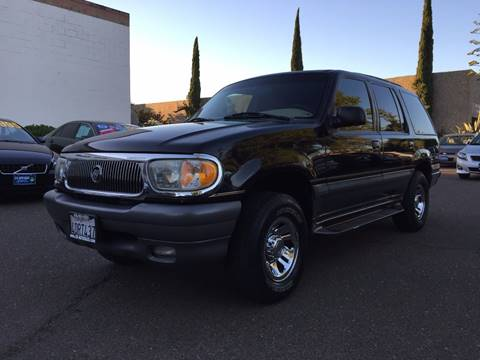 1998 Mercury Mountaineer for sale at C. H. Auto Sales in Citrus Heights CA