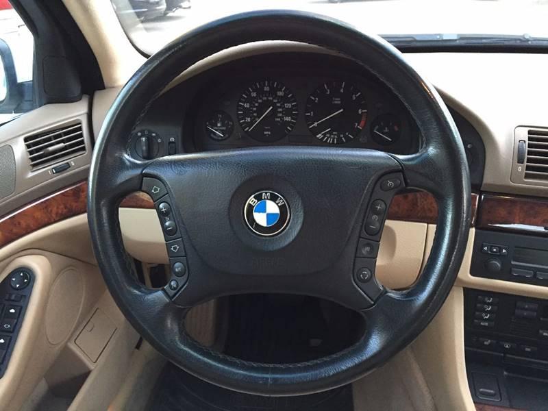 2003 BMW 5 Series 530i 4dr Sedan - Citrus Heights CA