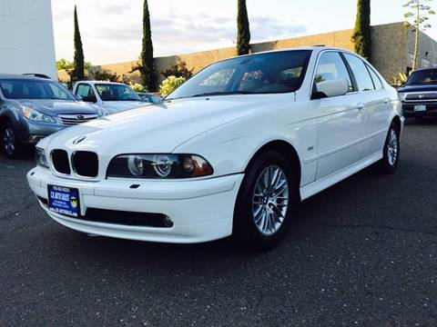 2003 BMW 5 Series for sale at C. H. Auto Sales in Citrus Heights CA
