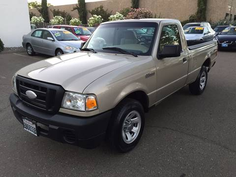 2008 Ford Ranger for sale at C. H. Auto Sales in Citrus Heights CA