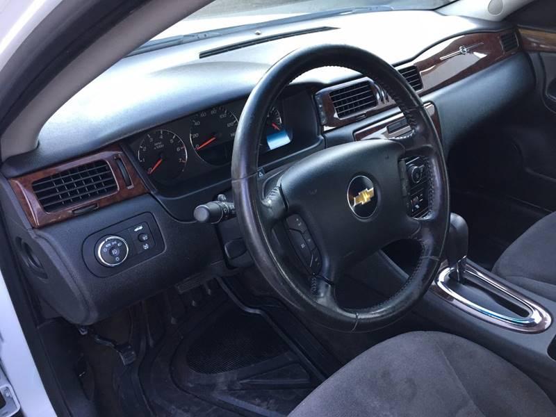 2011 Chevrolet Impala LT Fleet 4dr Sedan w/2FL - Citrus Heights CA