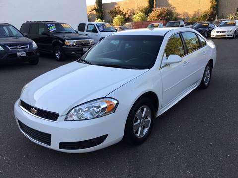 2011 Chevrolet Impala for sale at C. H. Auto Sales in Citrus Heights CA