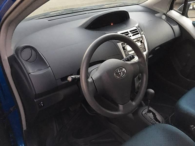 Vehicle Options