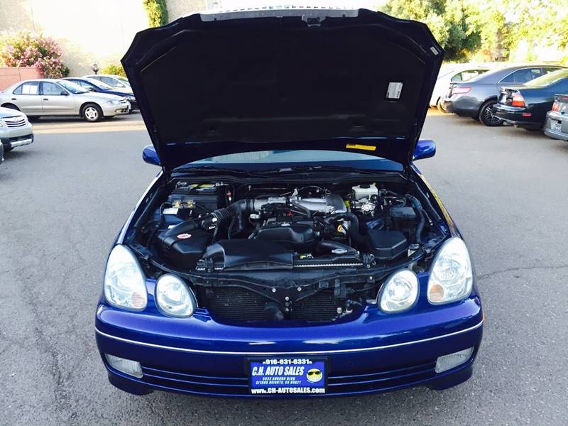 1999 Lexus GS 300 Base 4dr Sedan - Citrus Heights CA