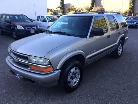 2004 Chevrolet Blazer for sale at C. H. Auto Sales in Citrus Heights CA