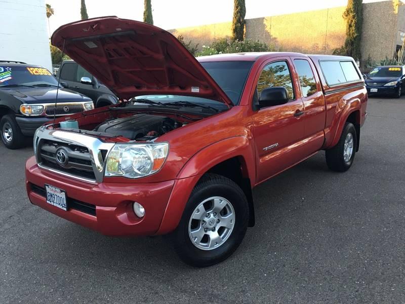 2009 Toyota Tacoma 4x4 V6 4dr Access Cab 6.1 ft. SB 5A - Citrus Heights CA