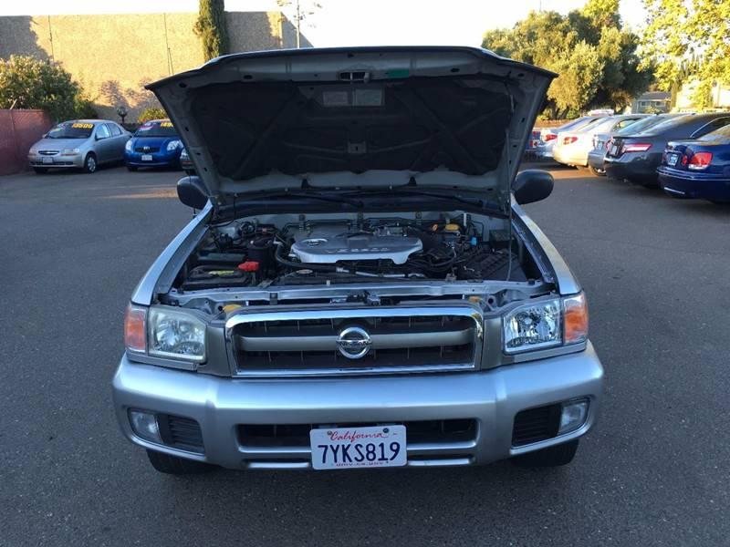 2002 Nissan Pathfinder SE 4WD 4dr SUV - Citrus Heights CA