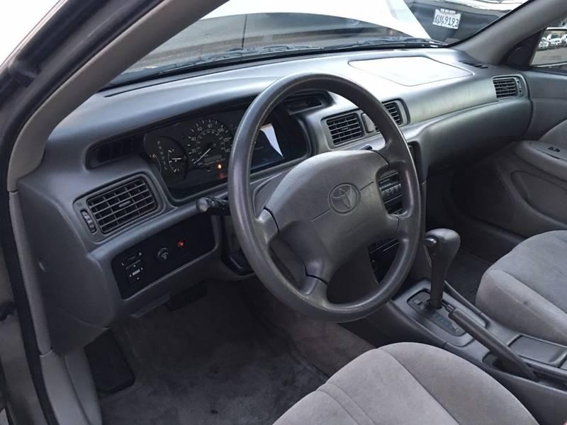 1999 Toyota Camry LE 4dr Sedan - Citrus Heights CA