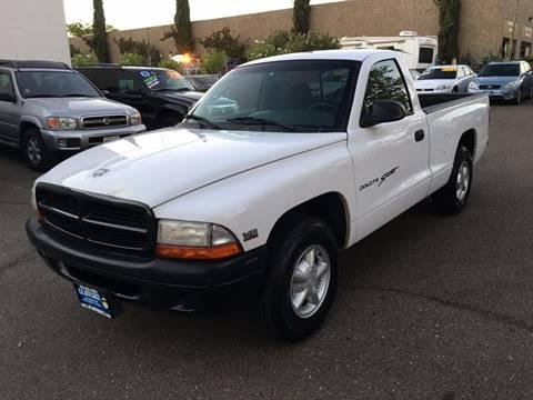 2000 Dodge Dakota for sale at C. H. Auto Sales in Citrus Heights CA
