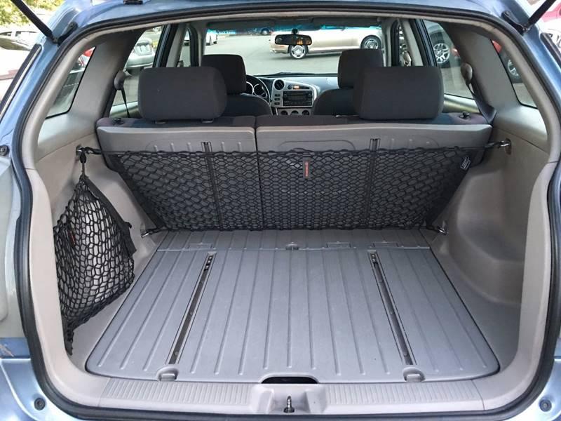 2005 Toyota Matrix XR 4dr Wagon - Citrus Heights CA