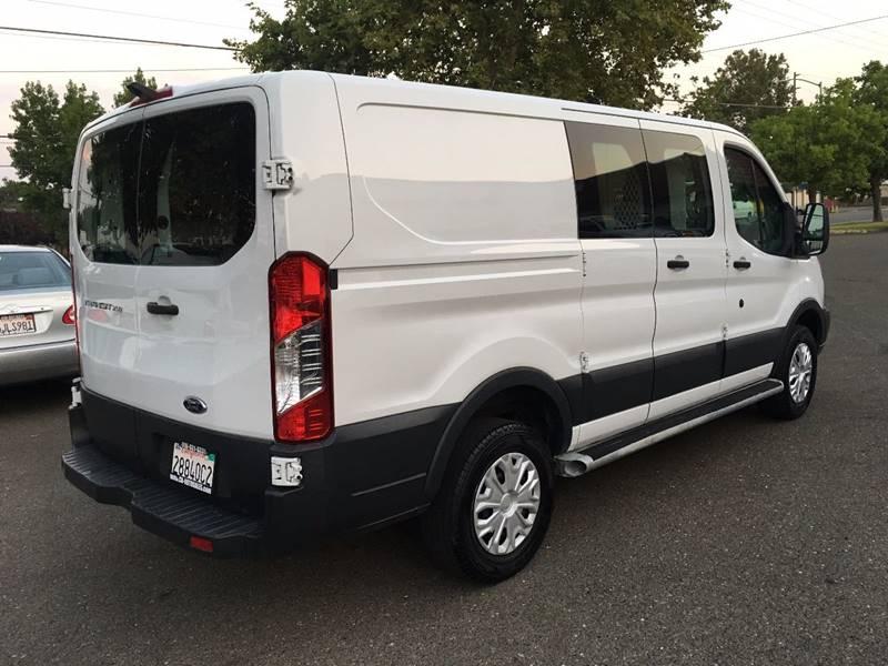 2015 Ford Transit Cargo 250 3dr SWB Low Roof Cargo Van w/60/40 Passenger Side Doors - Citrus Heights CA