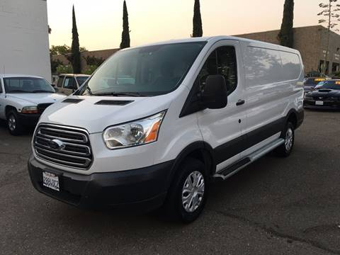 2015 Ford Transit Cargo for sale at C. H. Auto Sales in Citrus Heights CA