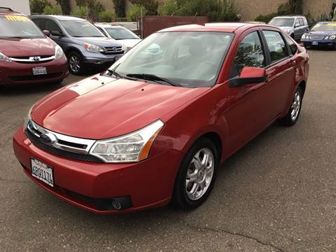 2009 Ford Focus for sale at C. H. Auto Sales in Citrus Heights CA
