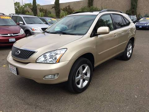 2004 Lexus RX 330 for sale at C. H. Auto Sales in Citrus Heights CA