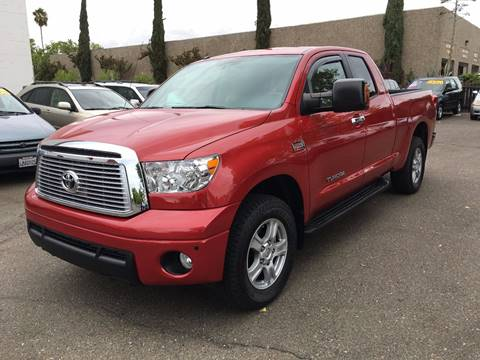 2012 Toyota Tundra for sale at C. H. Auto Sales in Citrus Heights CA
