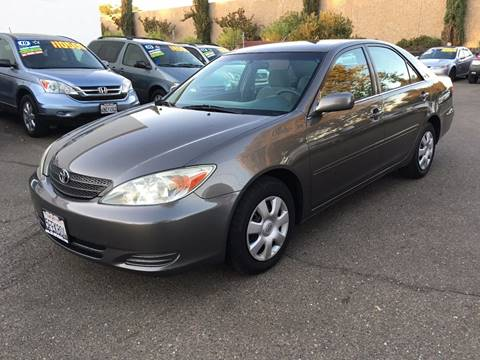 2004 Toyota Camry for sale at C. H. Auto Sales in Citrus Heights CA