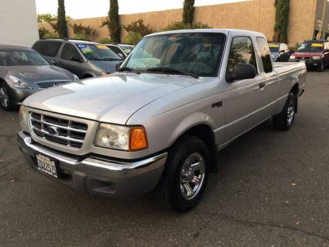 2003 Ford Ranger for sale at C. H. Auto Sales in Citrus Heights CA