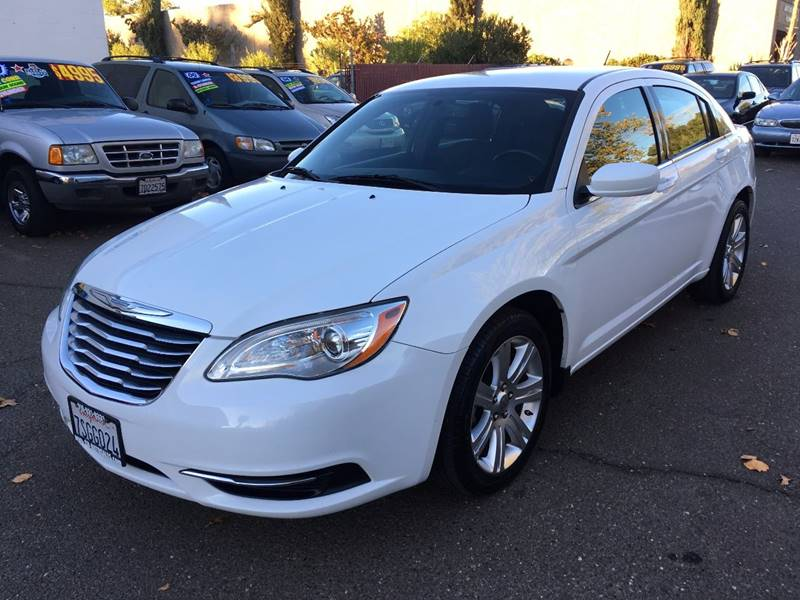 2011 Chrysler 200 for sale at C. H. Auto Sales in Citrus Heights CA