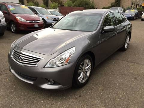 2013 Infiniti G37 Sedan for sale at C. H. Auto Sales in Citrus Heights CA