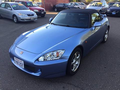 2002 Honda S2000 for sale at C. H. Auto Sales in Citrus Heights CA