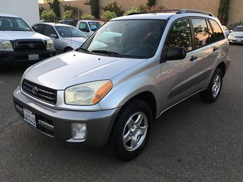 2003 Toyota RAV4 for sale at C. H. Auto Sales in Citrus Heights CA