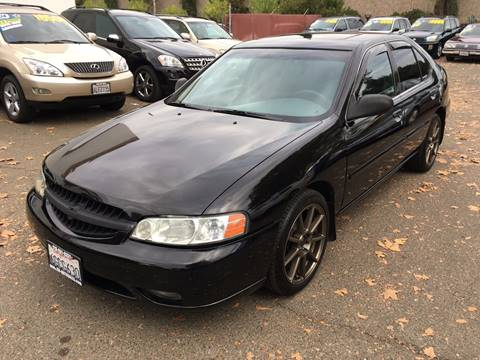 2001 Nissan Altima for sale at C. H. Auto Sales in Citrus Heights CA