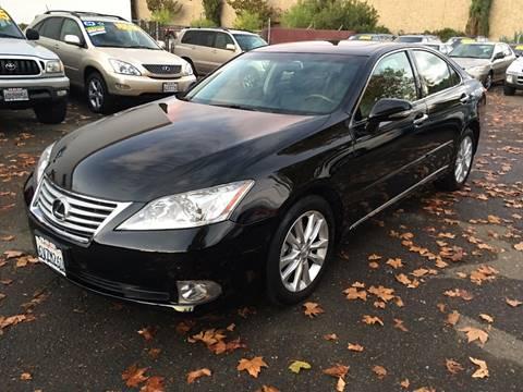 2012 Lexus ES 350 for sale at C. H. Auto Sales in Citrus Heights CA