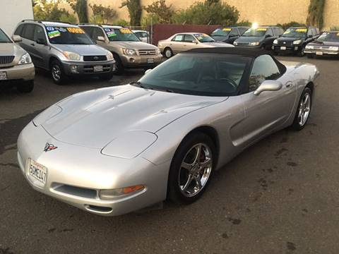1999 Chevrolet Corvette for sale at C. H. Auto Sales in Citrus Heights CA