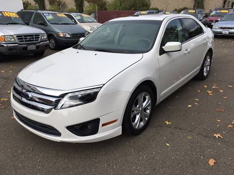 2012 Ford Fusion for sale at C. H. Auto Sales in Citrus Heights CA