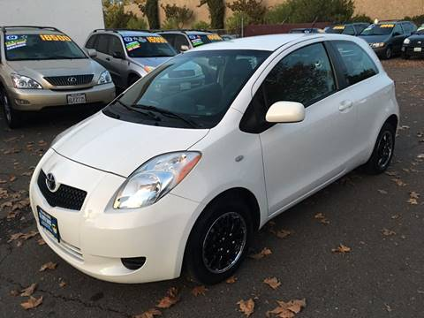 2007 Toyota Yaris for sale at C. H. Auto Sales in Citrus Heights CA