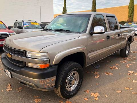 2001 Chevrolet Silverado 2500HD for sale at C. H. Auto Sales in Citrus Heights CA