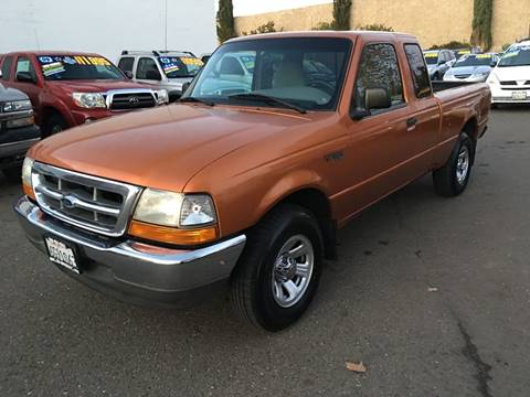 2000 Ford Ranger for sale at C. H. Auto Sales in Citrus Heights CA