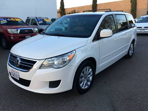 2012 Volkswagen Routan for sale at C. H. Auto Sales in Citrus Heights CA