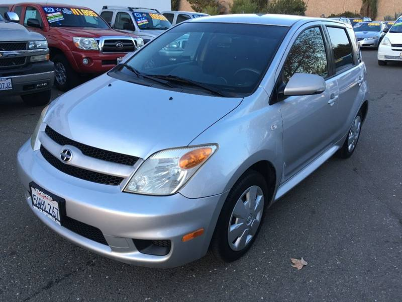 2006 Scion Xa 4dr Hatchback W Manual In Citrus Heights Ca C H Rh Ch  Autosales Com 2006 Toyota Scion Panoramic Sunroof 2006 Toyota Scion Xb  Manual