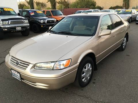 1999 Toyota Camry for sale at C. H. Auto Sales in Citrus Heights CA