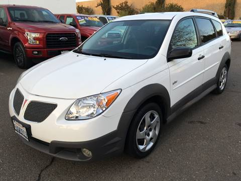 2007 Pontiac Vibe for sale at C. H. Auto Sales in Citrus Heights CA