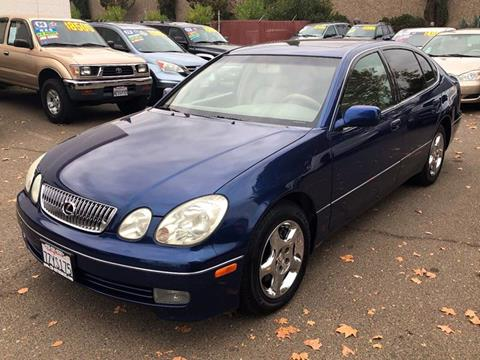 1999 Lexus GS 300 for sale at C. H. Auto Sales in Citrus Heights CA