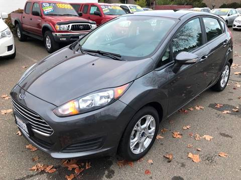 2015 Ford Fiesta for sale at C. H. Auto Sales in Citrus Heights CA