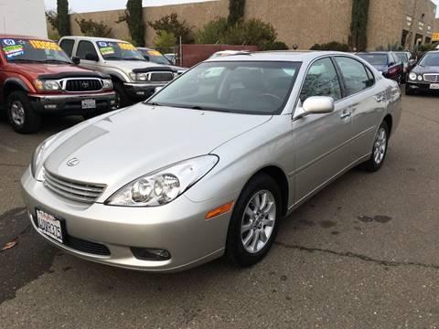 2002 Lexus ES 300 for sale at C. H. Auto Sales in Citrus Heights CA
