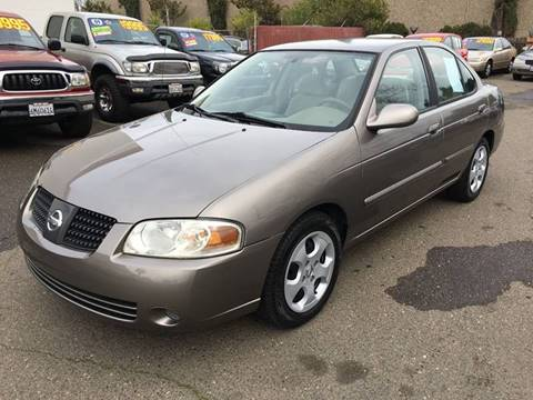 2005 Nissan Sentra for sale at C. H. Auto Sales in Citrus Heights CA