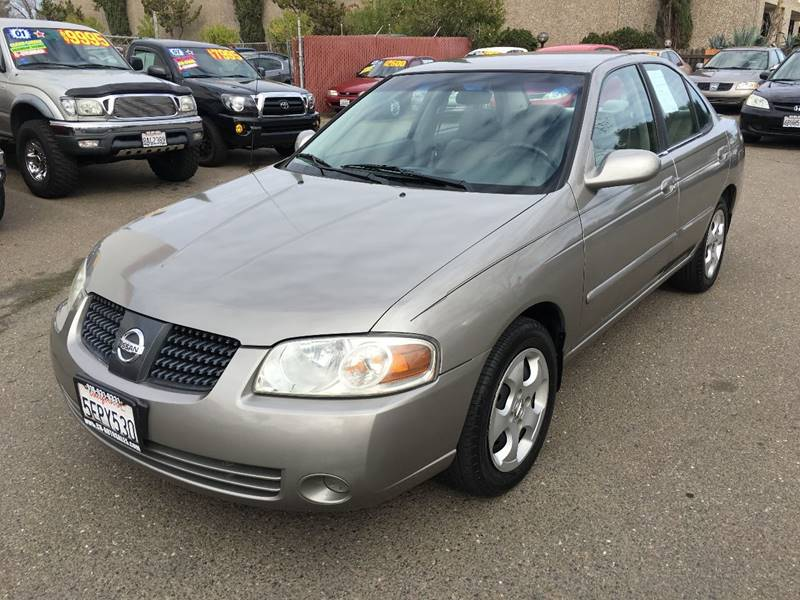 2004 Nissan Sentra 18 S 4dr Sedan In Citrus Heights Ca C H Auto