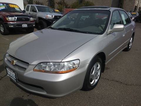 1998 Honda Accord for sale at C. H. Auto Sales in Citrus Heights CA