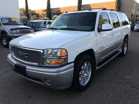 2004 GMC Yukon XL for sale at C. H. Auto Sales in Citrus Heights CA